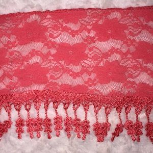 5/ $20 SALE 🌟 Simply Noelle Lace Scarf